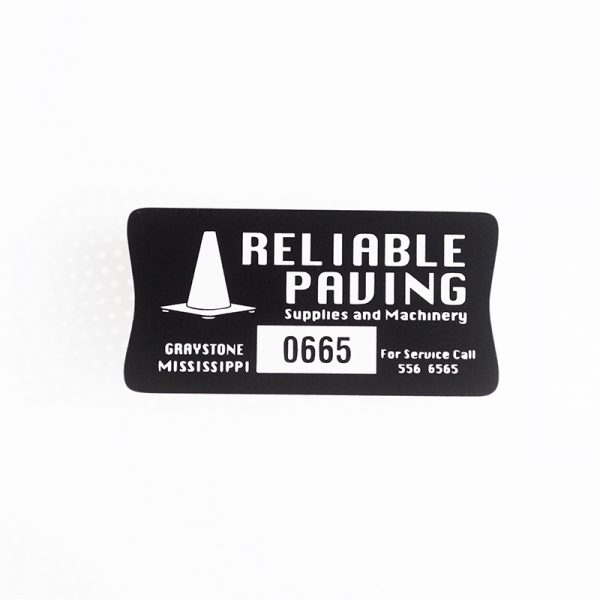 Asset Labels And Tags Supplier