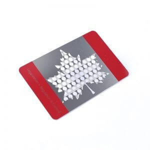 Steel Grinder Card
