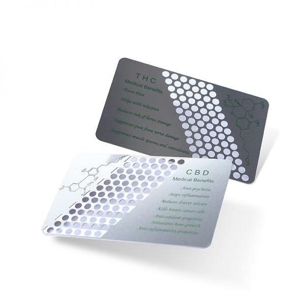 Credit Card Grinder