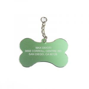 Custom Engraving Dog Tags