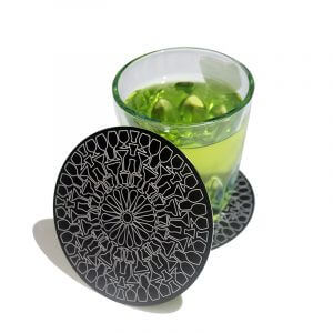 Hot Selling Aluminum Coaster