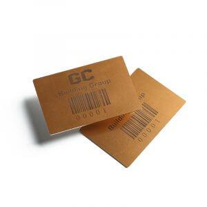 Barcode Asset Tags