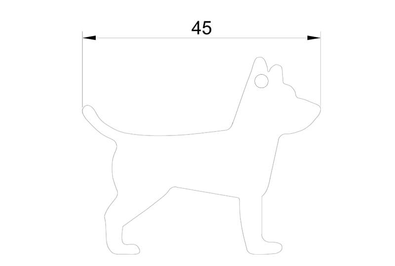 Buy Pet Dog Tags Online