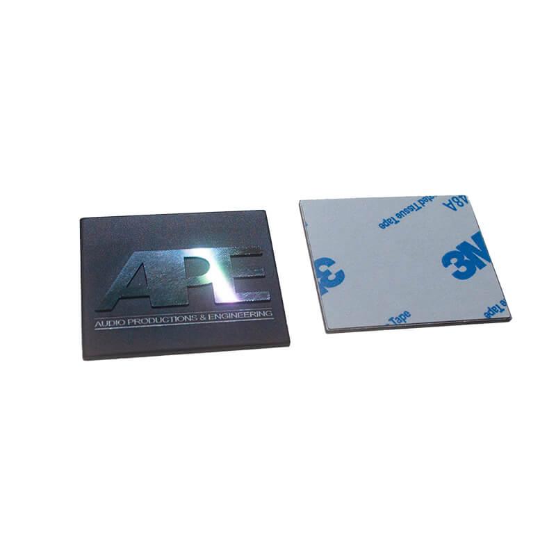 Self-Adhesive Name Plates