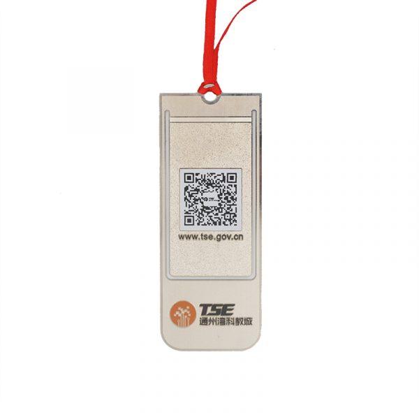 Metal Stamping Bookmark Blanks