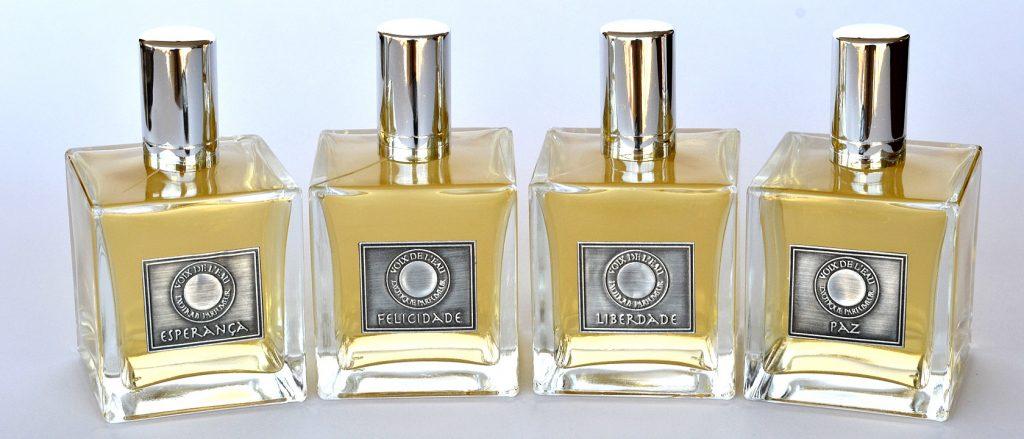Perfume Label