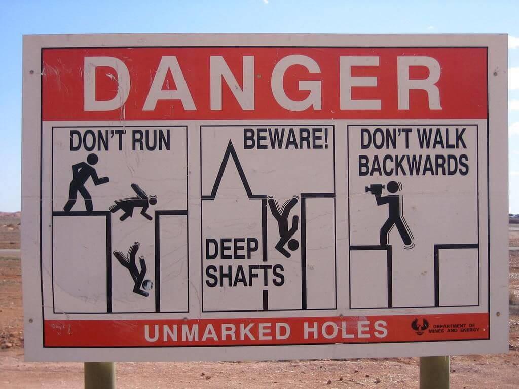 Warning Signs and Symbols