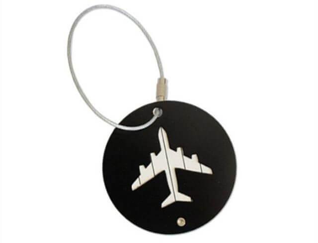 Ordering Metal Luggage Tag