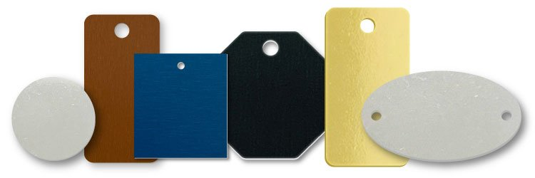 Replacement of Metal tags