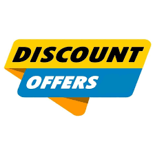 Special offer discounts
