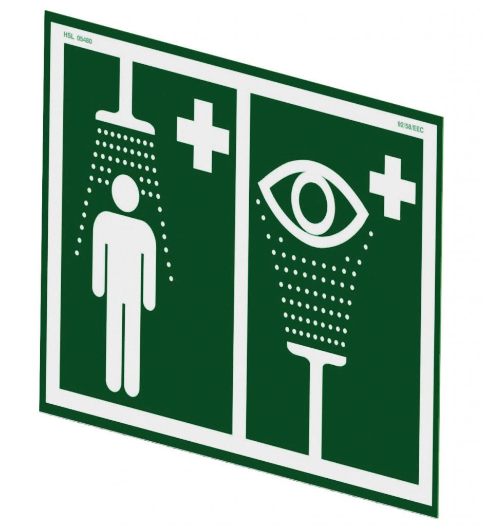 Text Allowed on My Safety Symbols Lab