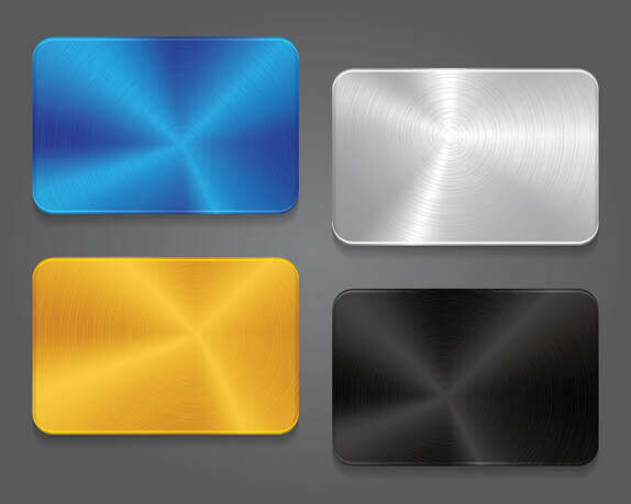 Design and Customization of Metal Membership Cards