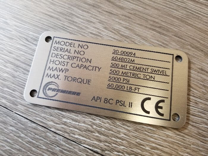 What to consider in a Metal tag for Labelling