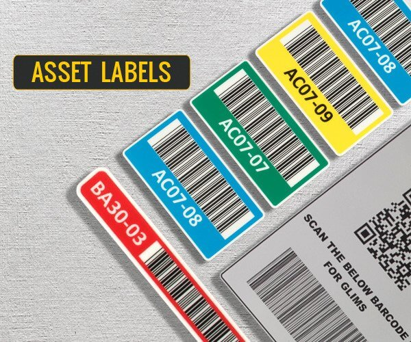Cost of Equipment Tags