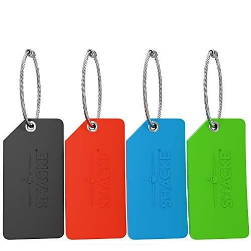 Designing Metal Luggage Tag