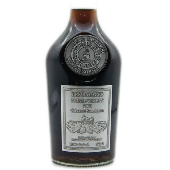 Metal Wine Label for Large Alcohol brands