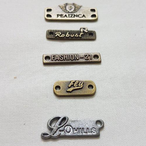 Minimum Order for Metal Tags