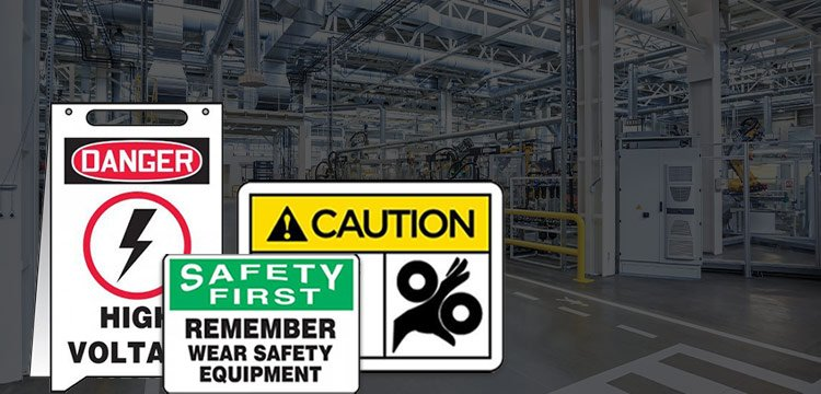 Safety Signs Workplace