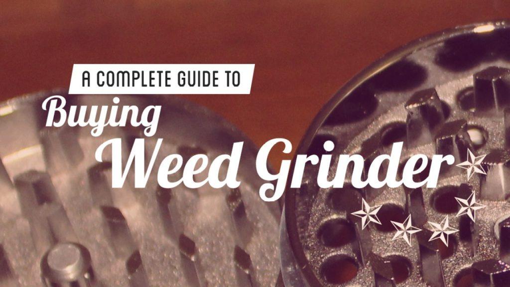 Weed Grinder Metal