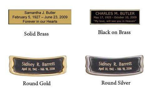 Shipping of Blank Nameplates