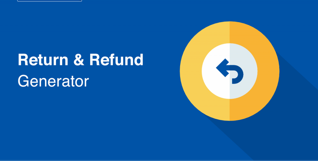 Replacement and Returns Policy
