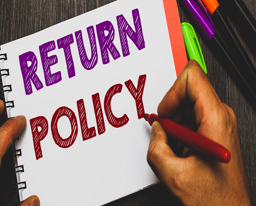 Our Company Return Policy