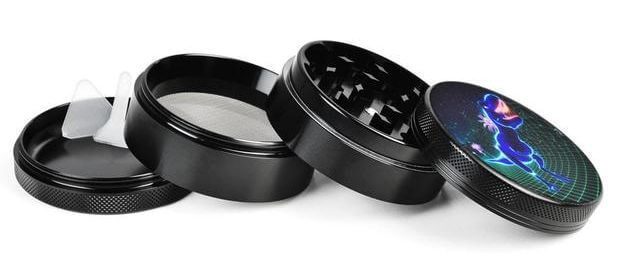 Convenient shipping for Weed Grinder Cool