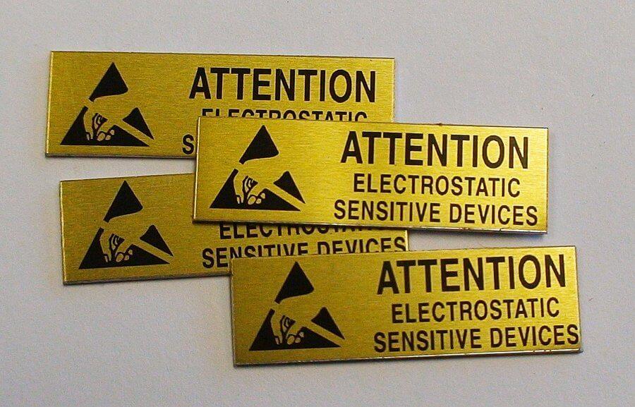 Industrial Application of Aluminum Labels