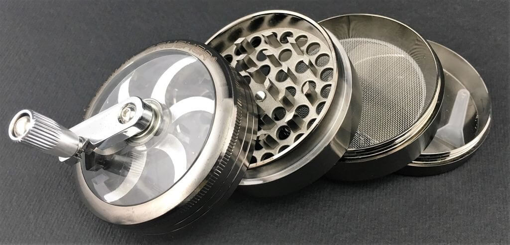 Weed Crusher Materials