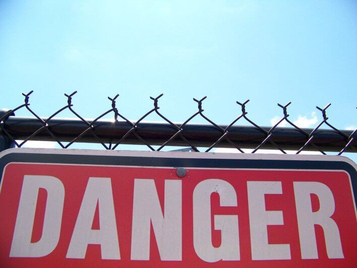 Installation of Safety Signs Workplace