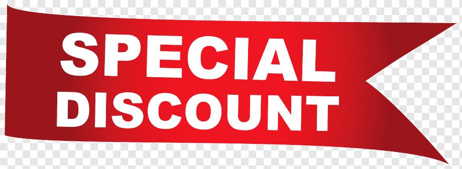Discounts on Aluminum Labels